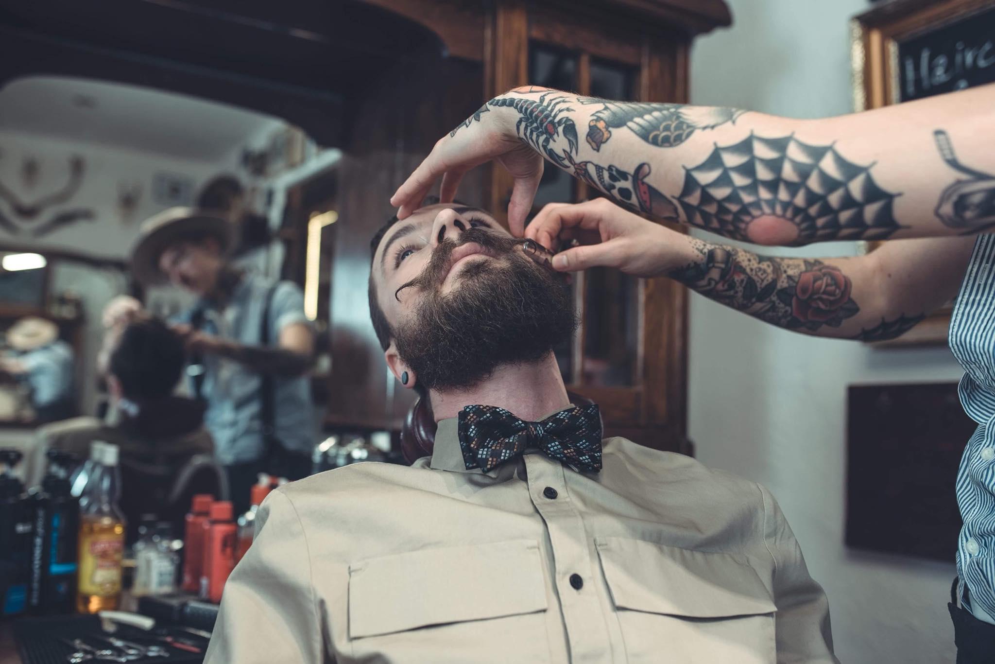 Wrtulka Design barbershop